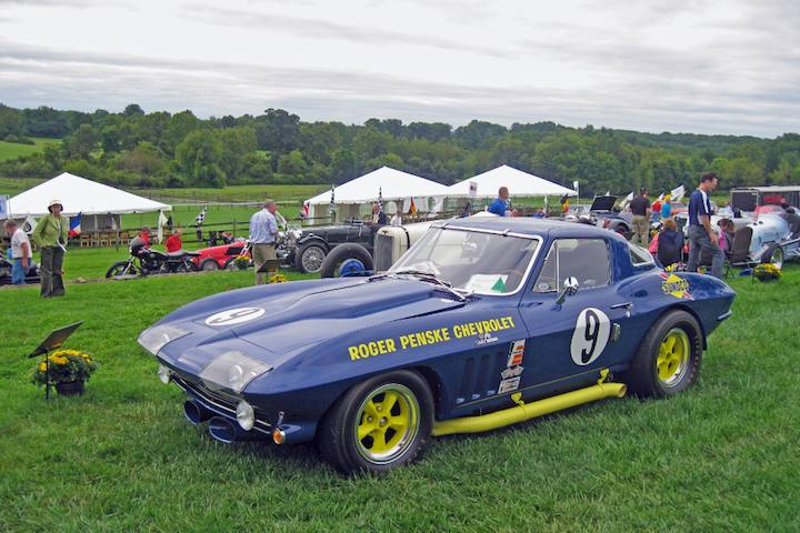 1966 Chevrolet Corvette COPO L-88 Penske Race Car