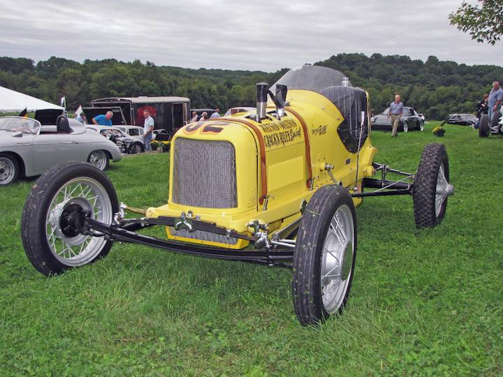1933 Crack'n Riley Special Sprint Car