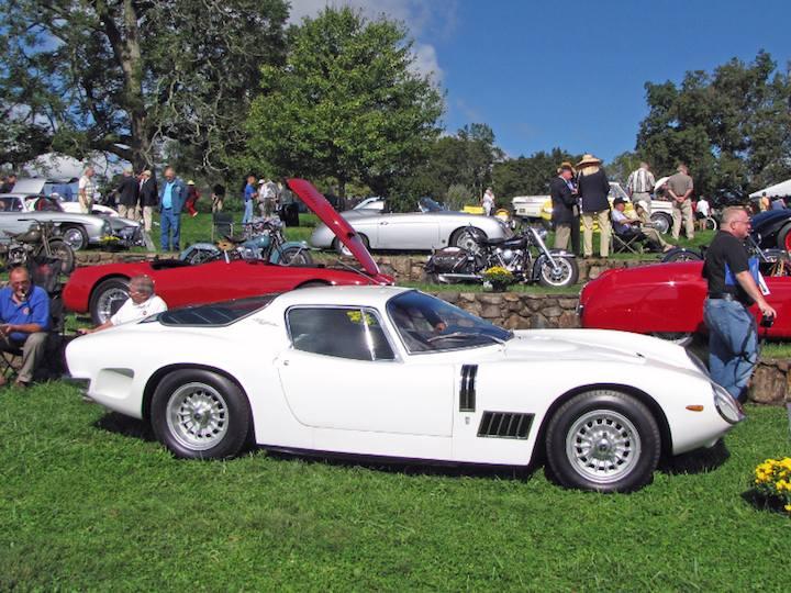 1968 Bizzarrini Strada 5300 GT