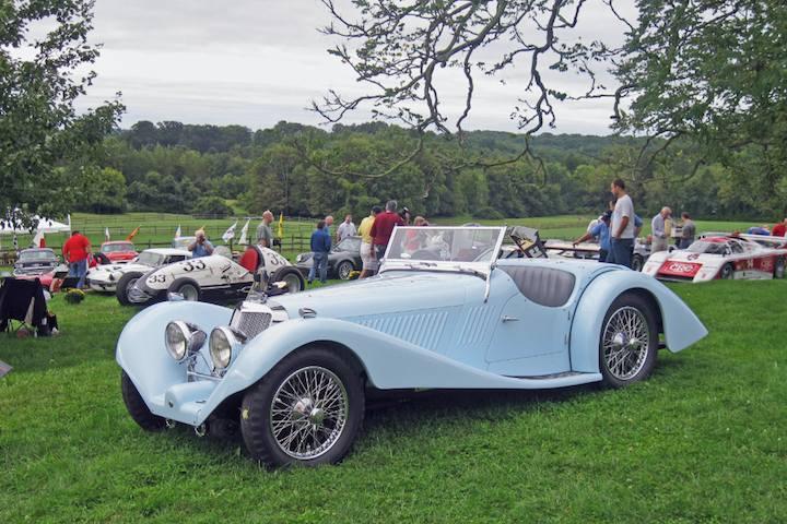 1933 Squire Roadster by van den Plas