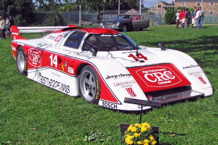 1983 March-Porsche 83G