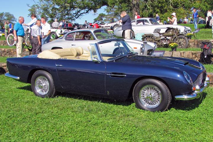 1965 Aston Martin DB5 Drophead Coupe