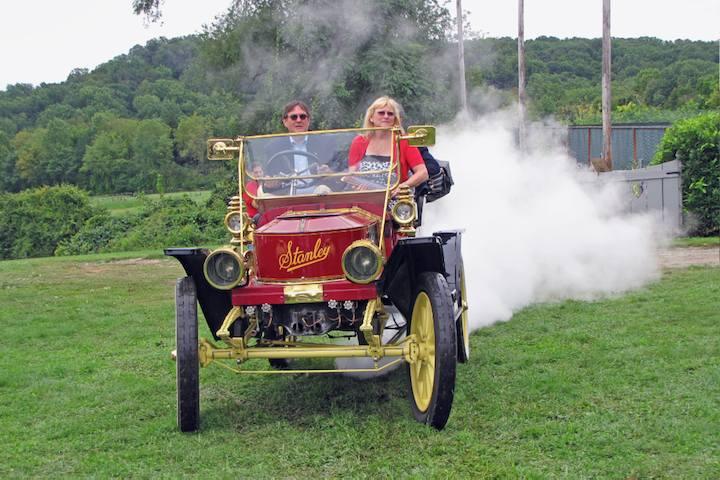 1909 Stanley Model R