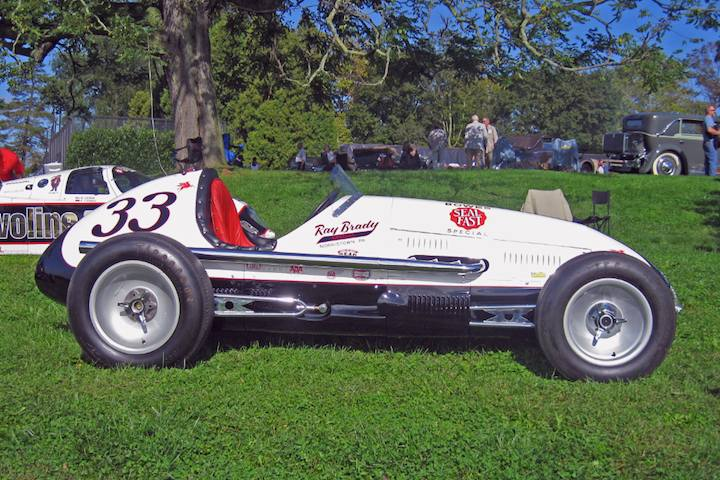 1950 Ray Brady Special Indy Car