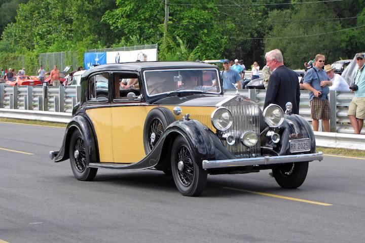 1935 20/25 Sedan - M.J. Koly