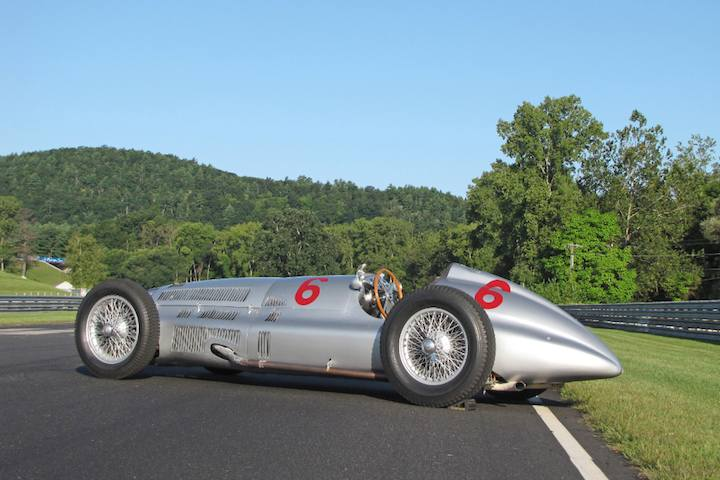 1939 Mercedes-Benz W154 - The Collier Collection