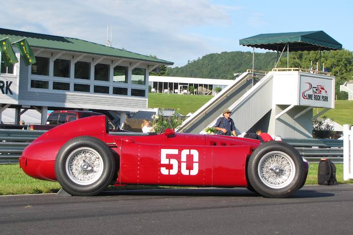 1955 Lancia D50 - The Collier Collection