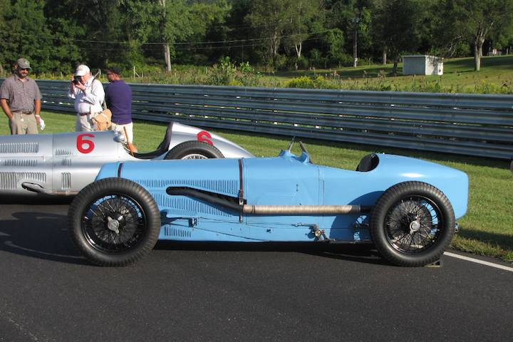 1927 Delage GP - The Collier Collection