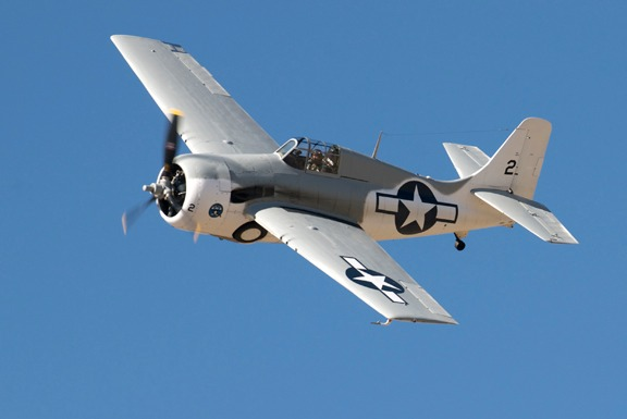 Thomas Camp's FM-2 Wildcat