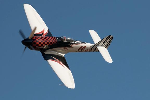 Riff Raff piloted by Robert Hoot-Gibson