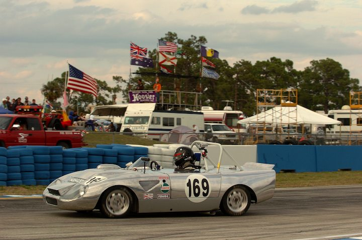 Austin-Healey Sprite Prototype Roadster, Steve Coleman