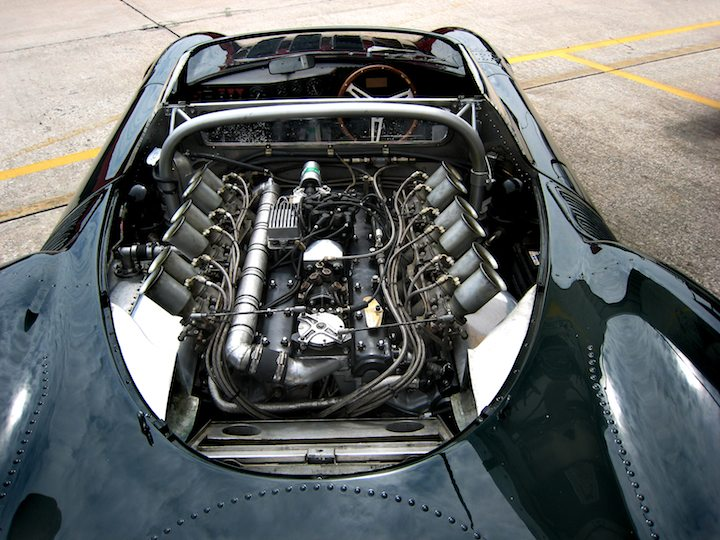 Jaguar XJ13 Engine