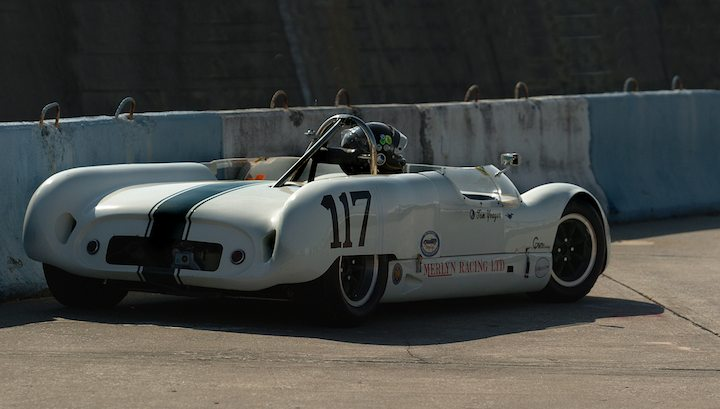 1964 Merlyn Mk 6a, Tom Yeager