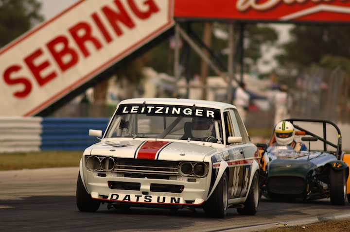 1969 Datsun 510, Bob Leitzinger