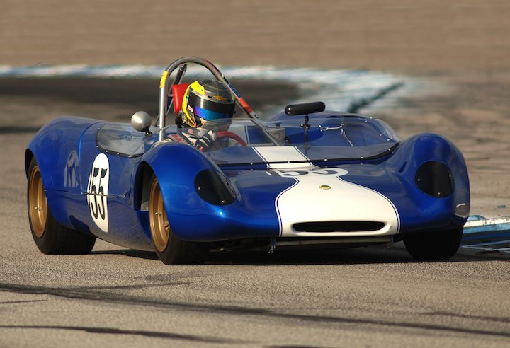1965 Lotus 23C, Shelby Merson