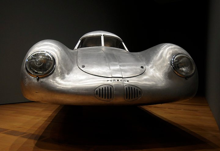 1938/39 Porsche Type 64 Coupe replica
