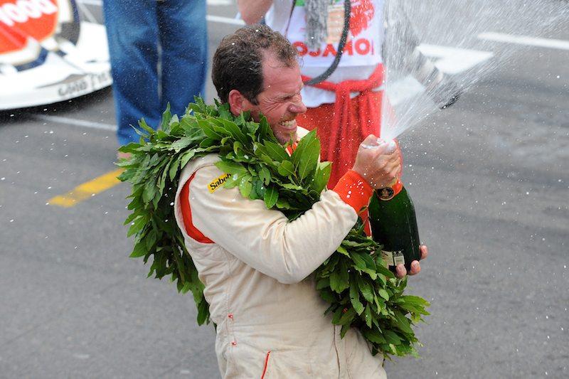 Race G Winner - Bobby Roe-Verdon of Great Britain