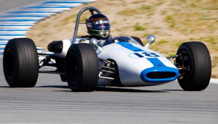 1965 Brabham BT14 driven by Patrick Morgan.