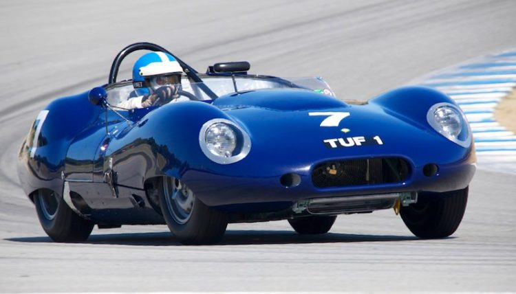 1959 Costin Lister Chevrolet of Nick Colonna.