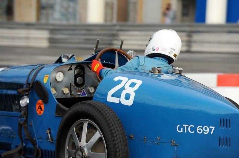 1929 Bugatti Type 35B - Julia de Baldanza
