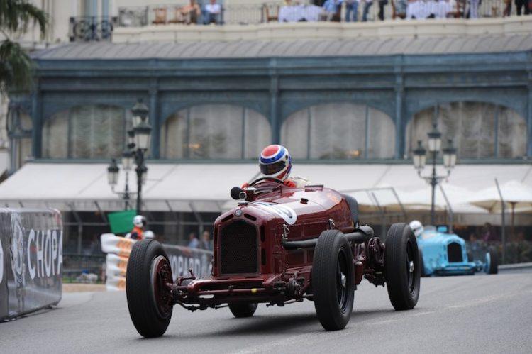 Alfa Romeo 8C Monza of Ed Davies