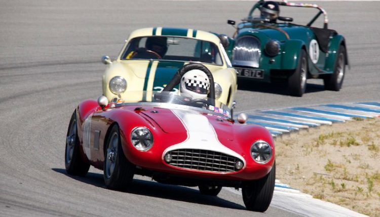 Jim Weissenborn's 1959 MG Byres Special.