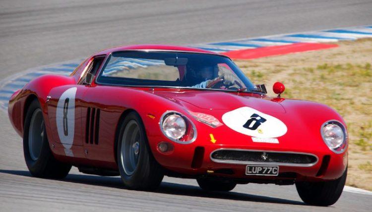 1962 Ferrari 250 GTO (3413GT) of Greg Whitten.