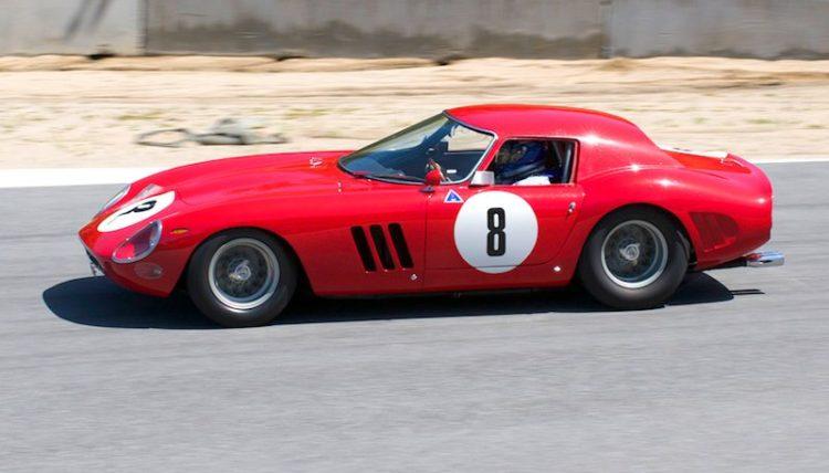 Ferrari 250 GTO (3413GT) of Greg Whitten.