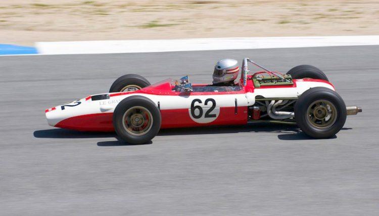 LeGrand Mk.4 driven by Charles McCabe.