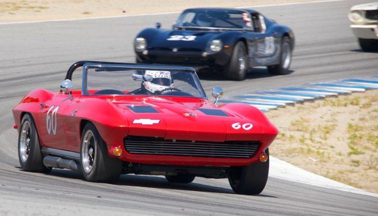 Terry Miller's 1963 Corvette.