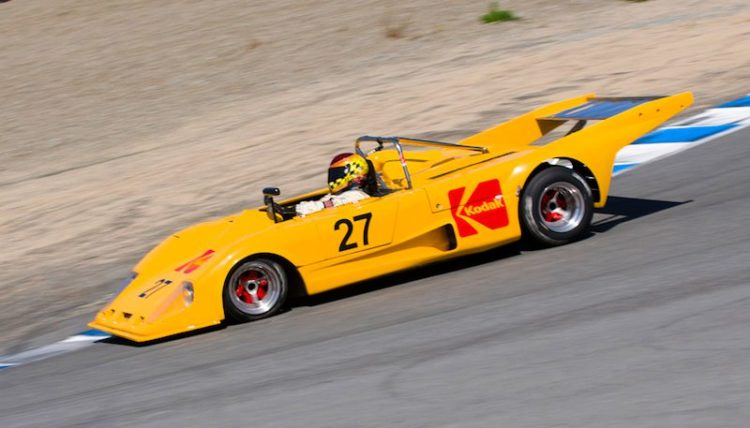 Keith Frieser's 1972 Lola T212.