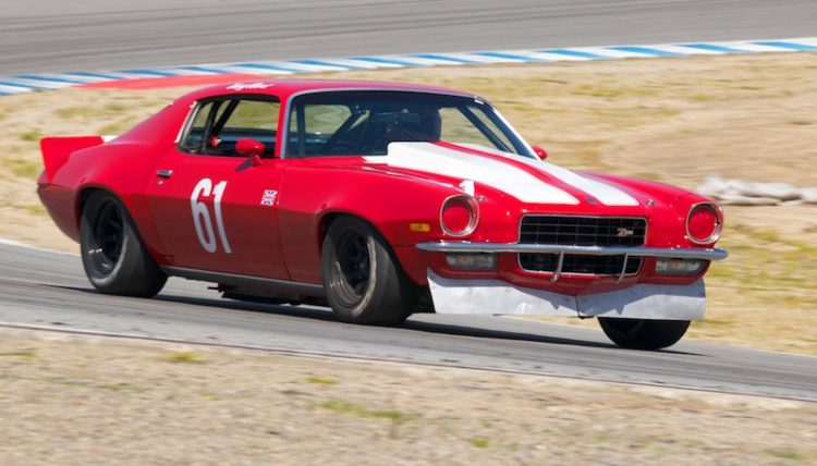 Tony Hart's 1970 Camaro in five.