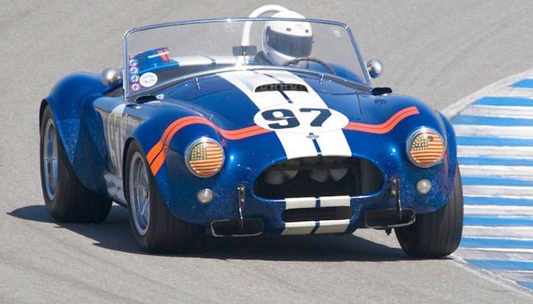 1962 Cobra of Steve Park.