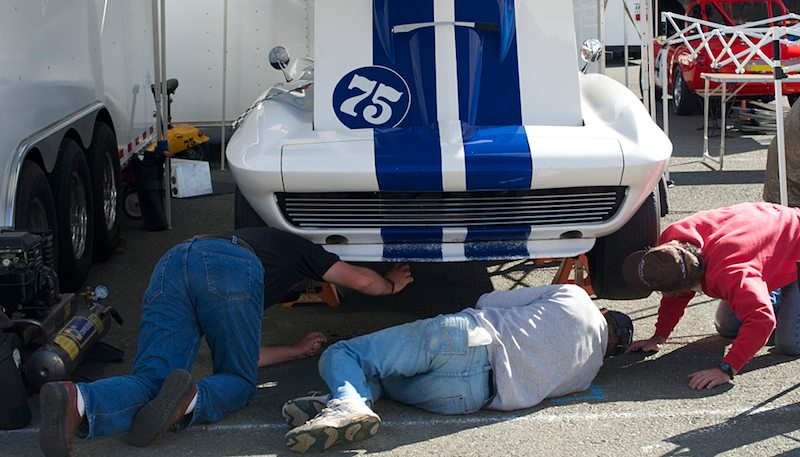 setting-up-terry-goughs-65-corvette