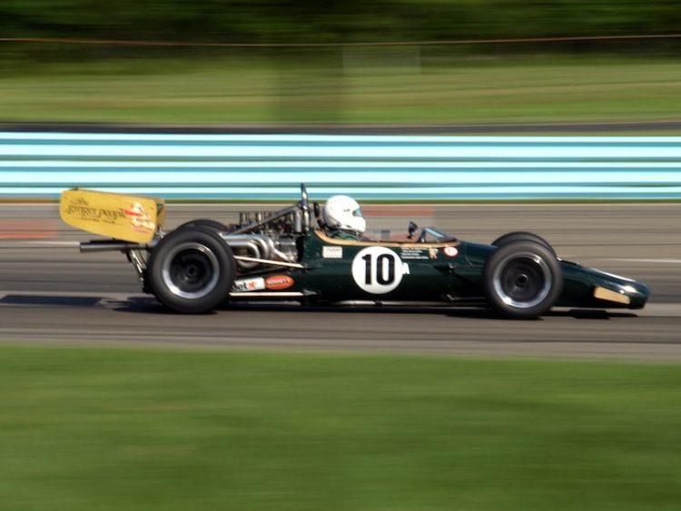 McLaren M10B - Bruce Leeson