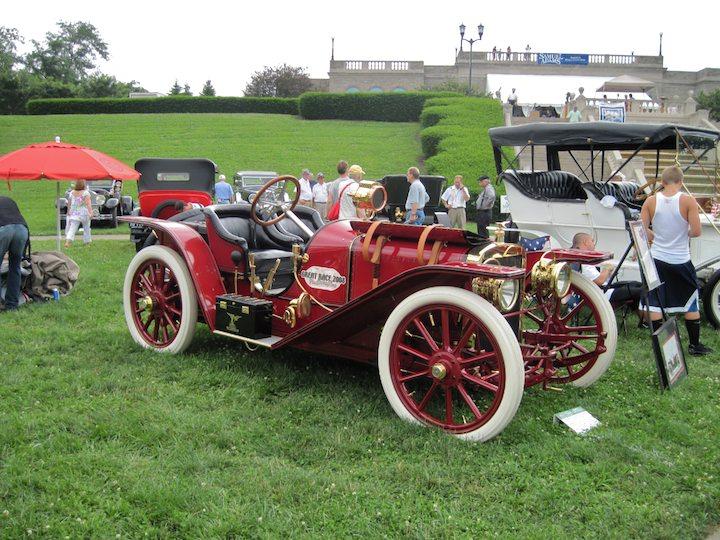1907 American Underslung Roadster