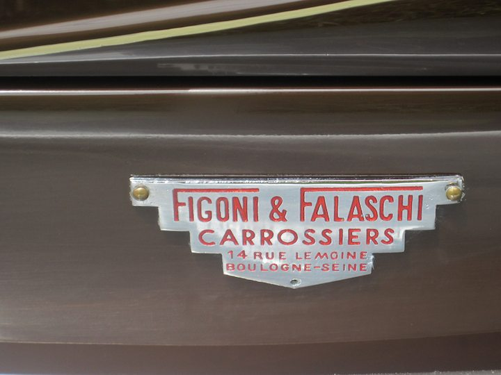 1937 Delahaye 135 M by Figoni & Falaschi - Best of Class, International Designers and Coachbuilders France