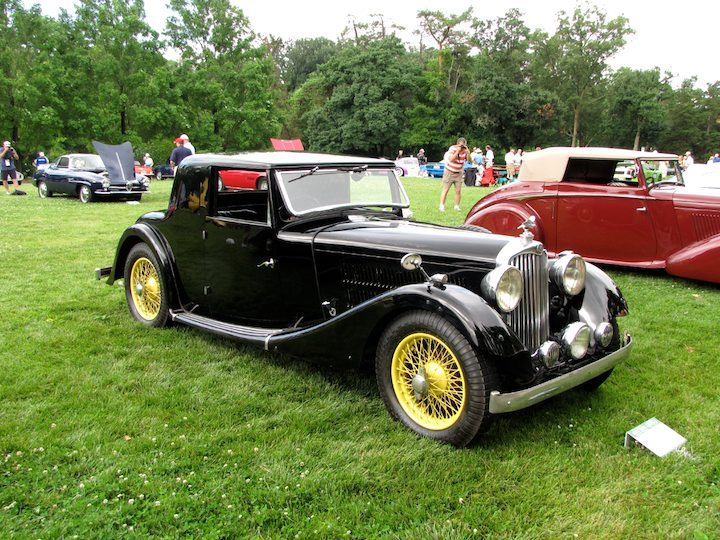 1936 A.C. 16/70 Coupe