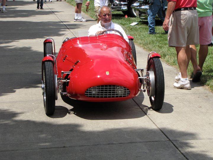 1956 Bandini Barchetta - Best of Class, Racing, All Years