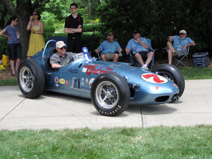 1962 A.J. Watson Leader Card Roadster