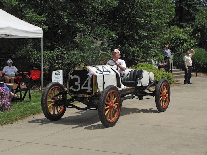 1909 Buick Roadster