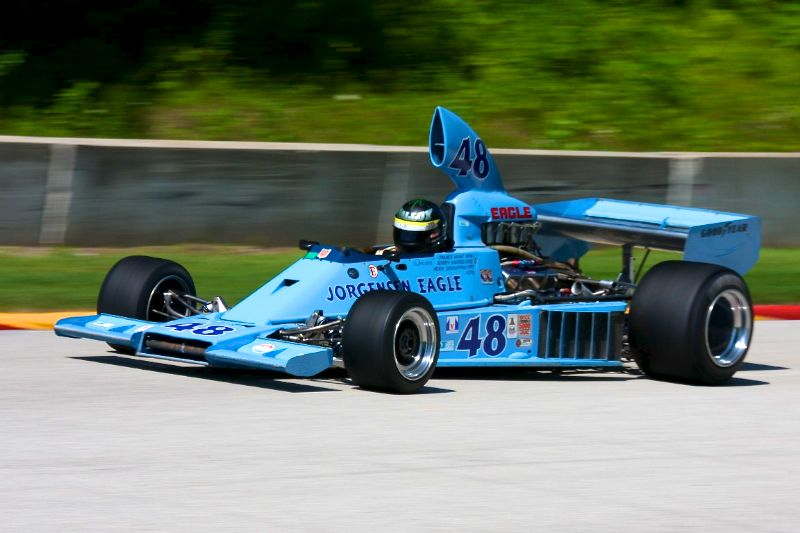 Gurney Eagle F5000 - Tom Malloy