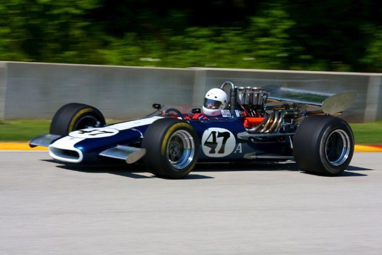1969 Gurney Eagle - Steve Davis