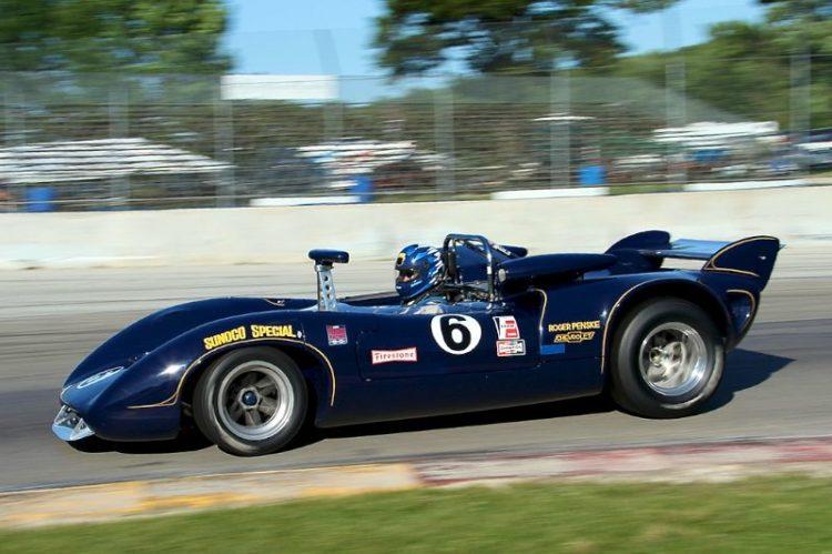 Lola T70 - Patrick Hogan