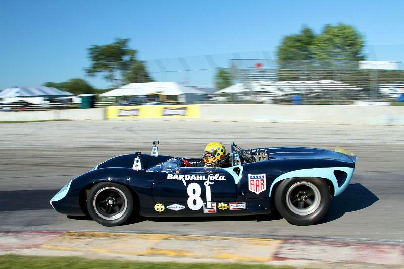 Lola T70 MK1 - Byron DeFoor
