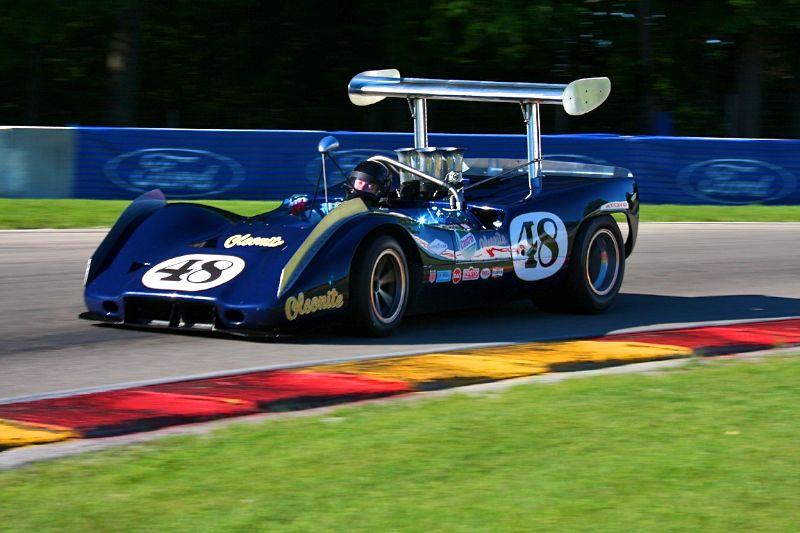 McLaren McLeagle - Andy Boone
