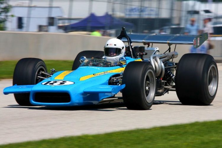 Lola T190 F5000 - Eric Haga