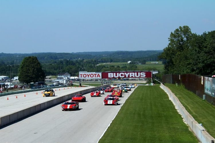 Kohler International Challenge at Road America