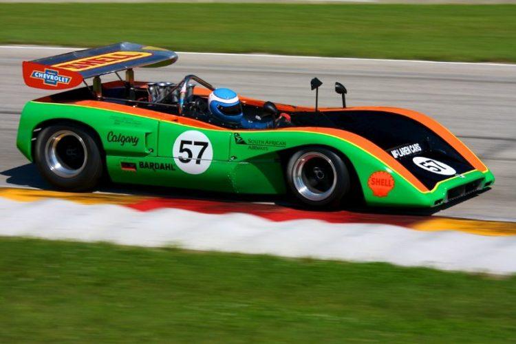 McLaren M8C - Tony Garmey