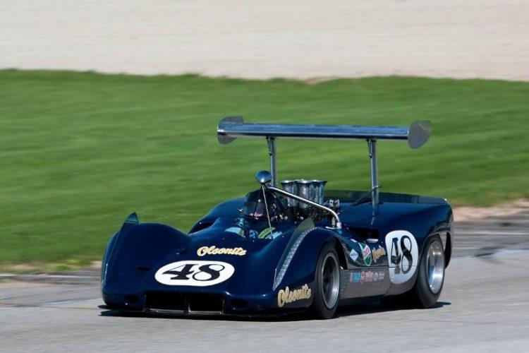 #48 Andy Boone - 1968 McLaren M6B/McLeagle